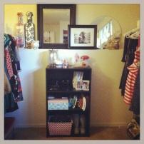 Addition to my closet